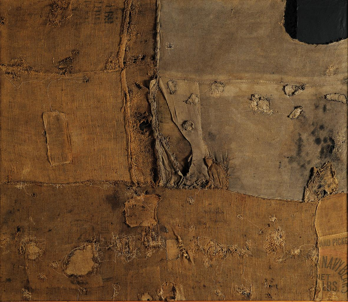 Alberto Burri incontra Piero della Francesca