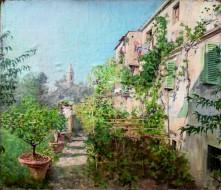 Signorini, Fattori e Lega, a Lucca ci sono i macchiaioli